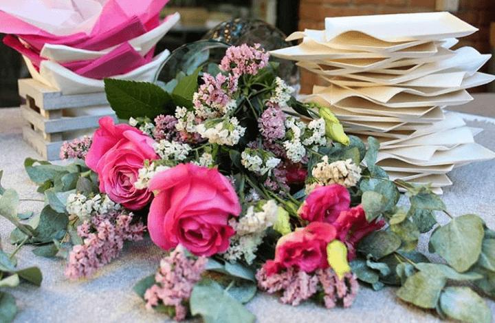 Rambler Rose di Bertolini Graziella