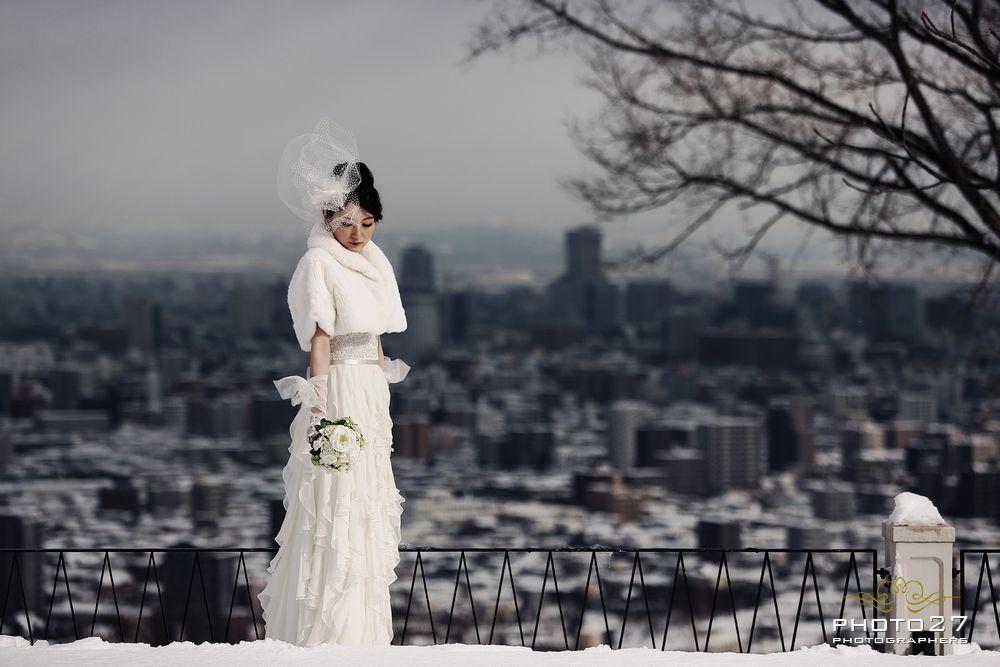 Matrimonio a Sapporo, Giappone