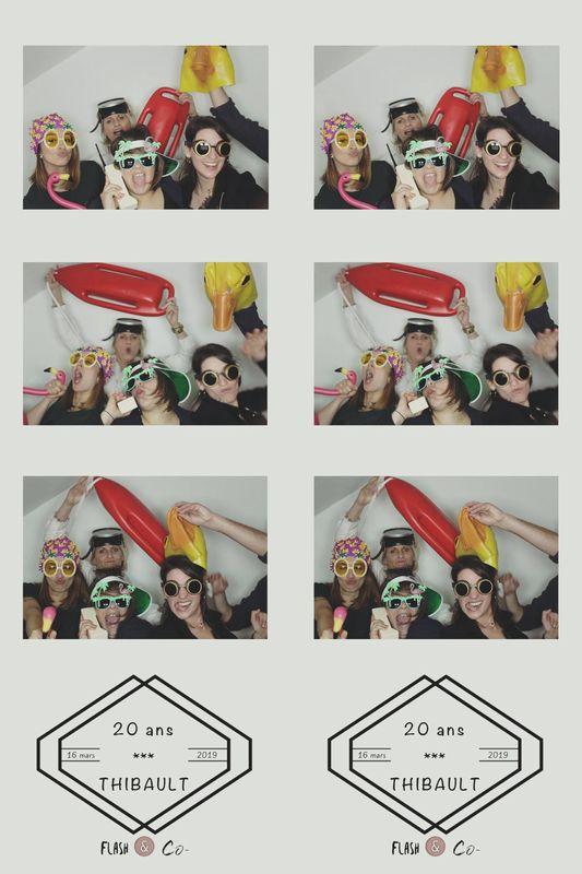 FLASH & CO - Photobooth