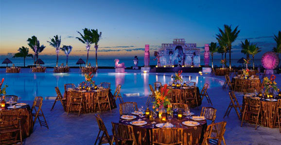 Hotel Secrets Capri Riviera Cancún para que celebres tu boda