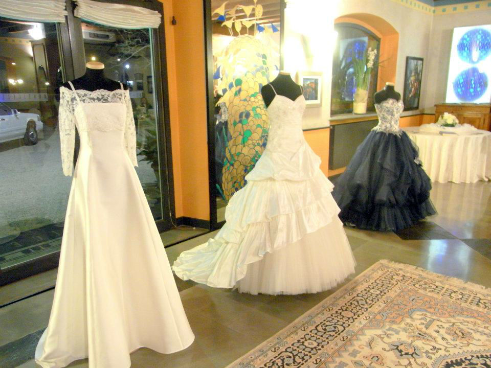 Amigoni Abiti da Sposa