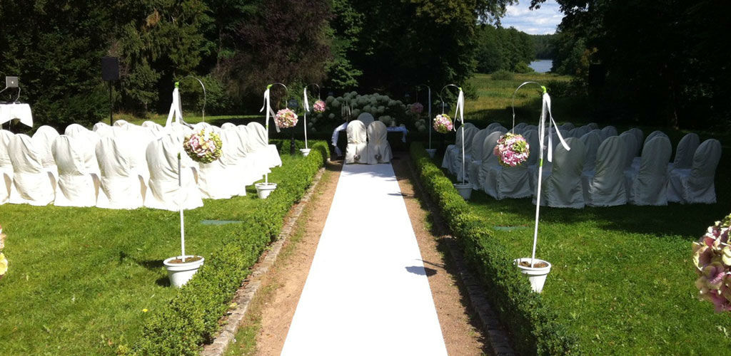 Beispiel: Organisation Ihrer Trauung, Foto: Anna Brinkmann Weddingdesign.