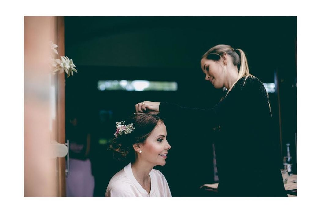 Diana Mora- Makeup & Hair. Foto: Rads
