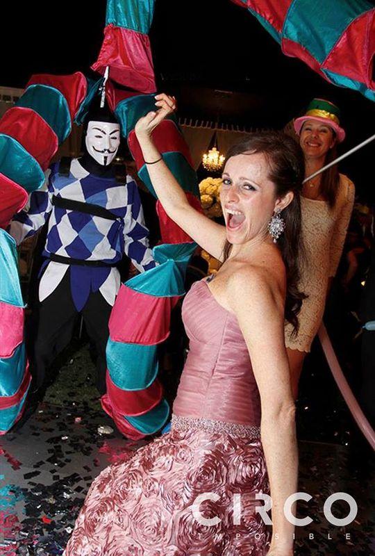 Temática: Circo