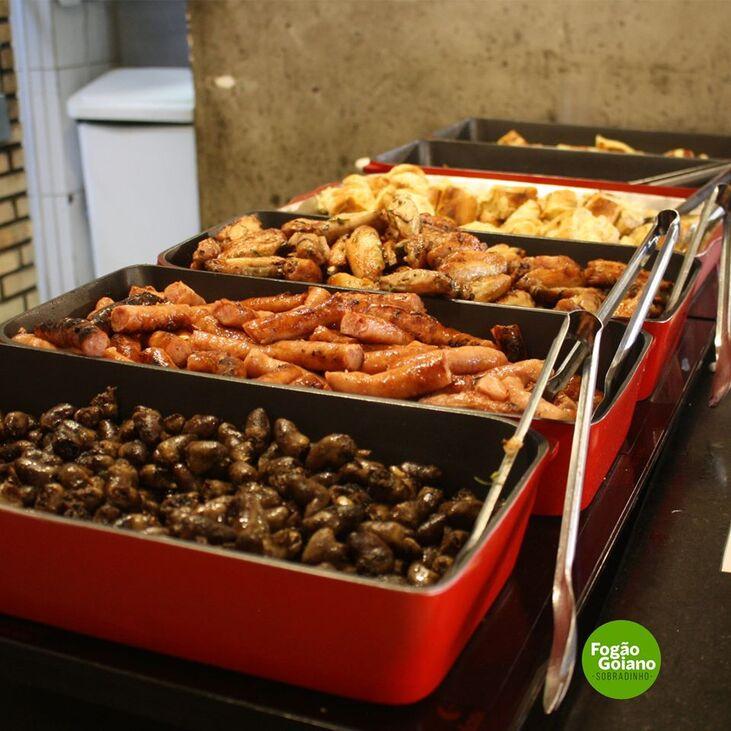 Restaurante Fogão Goiano Sobradinho