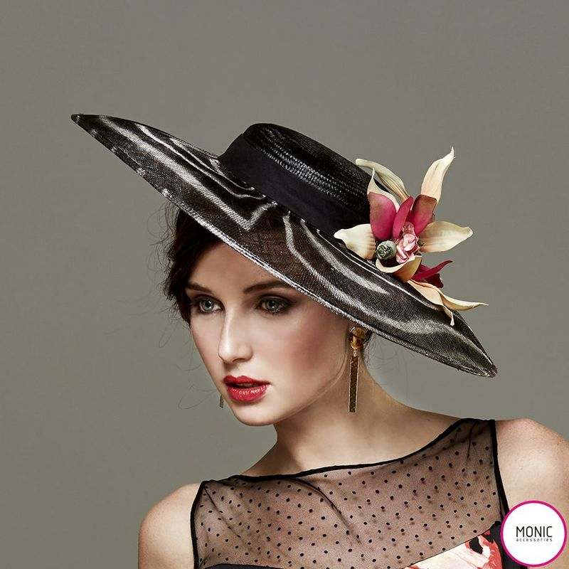 Monic Accessories - SOMBRERO CANOTIER