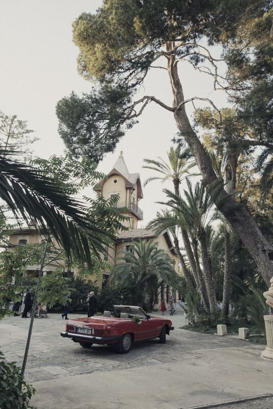 Boda en Finca Jardines de Abril - Alicante
