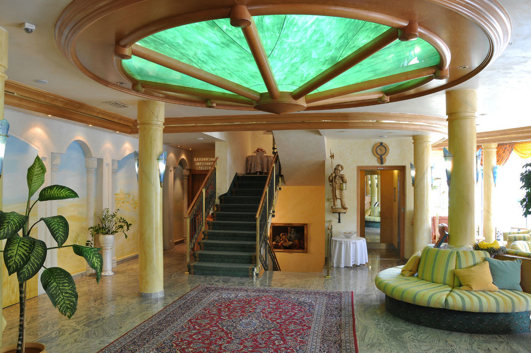 Beispiel: Foyer, Foto: AKZENT Hotel Altdorfer Hof.
