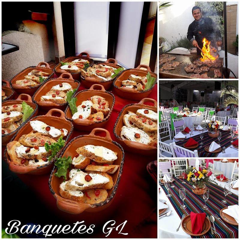 Banquetes GL