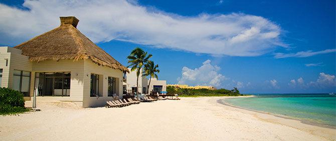 Hermoso Club de Playa Totalmente Privado