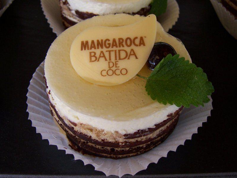 Beispiel: Hochzeitstörtchen, Foto: criollo chocolaterie confiserie.