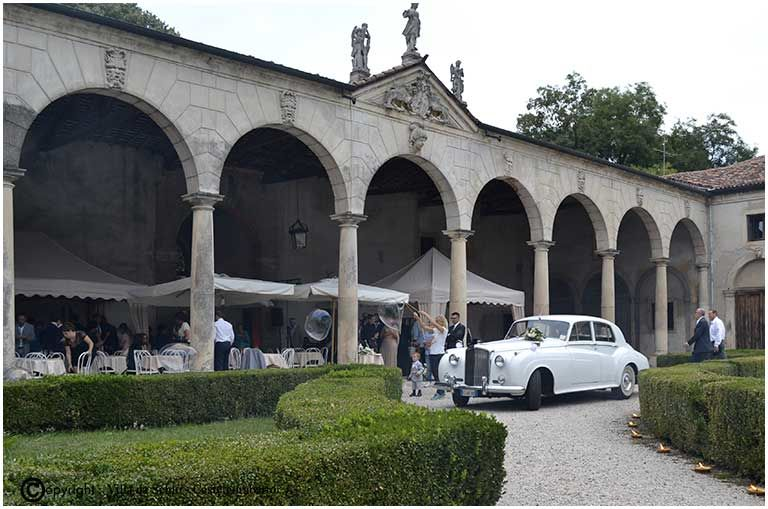 Villa da Schio Castelgomberto