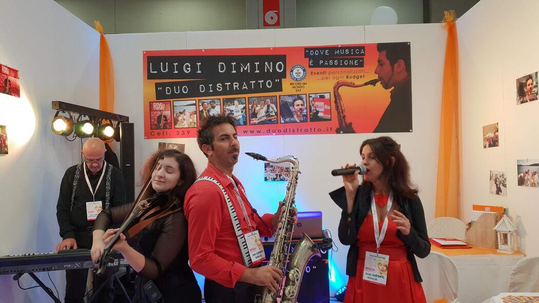 Duo distratto Luigi Dimino