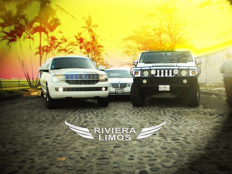 Riviera Limos, renta de limusinas de lujo en Puerto Vallarta y Bahia de Banderas Nayarit