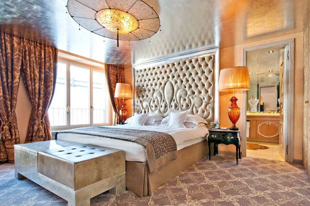 Zaren Suite,  Schlafzimmer