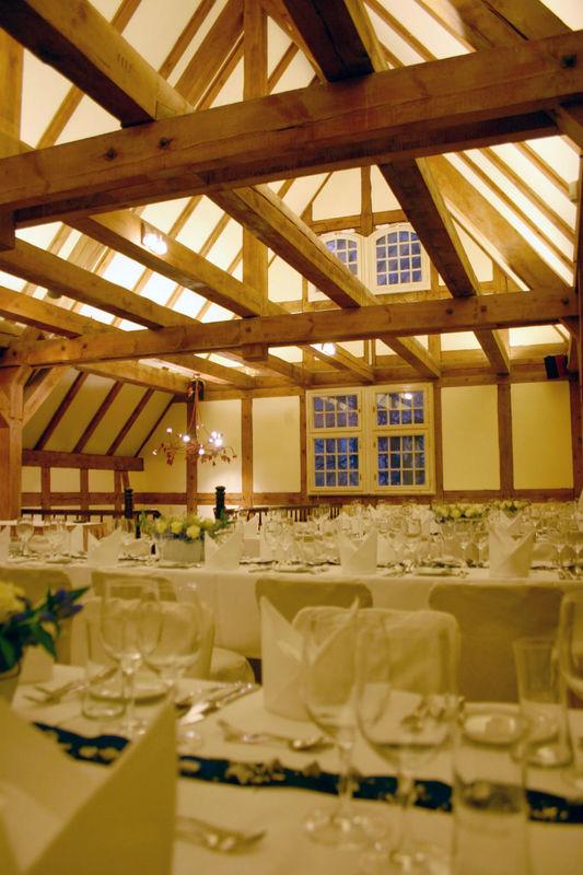Beispiel: Scheunenboden, Foto: Altes Zollhaus.