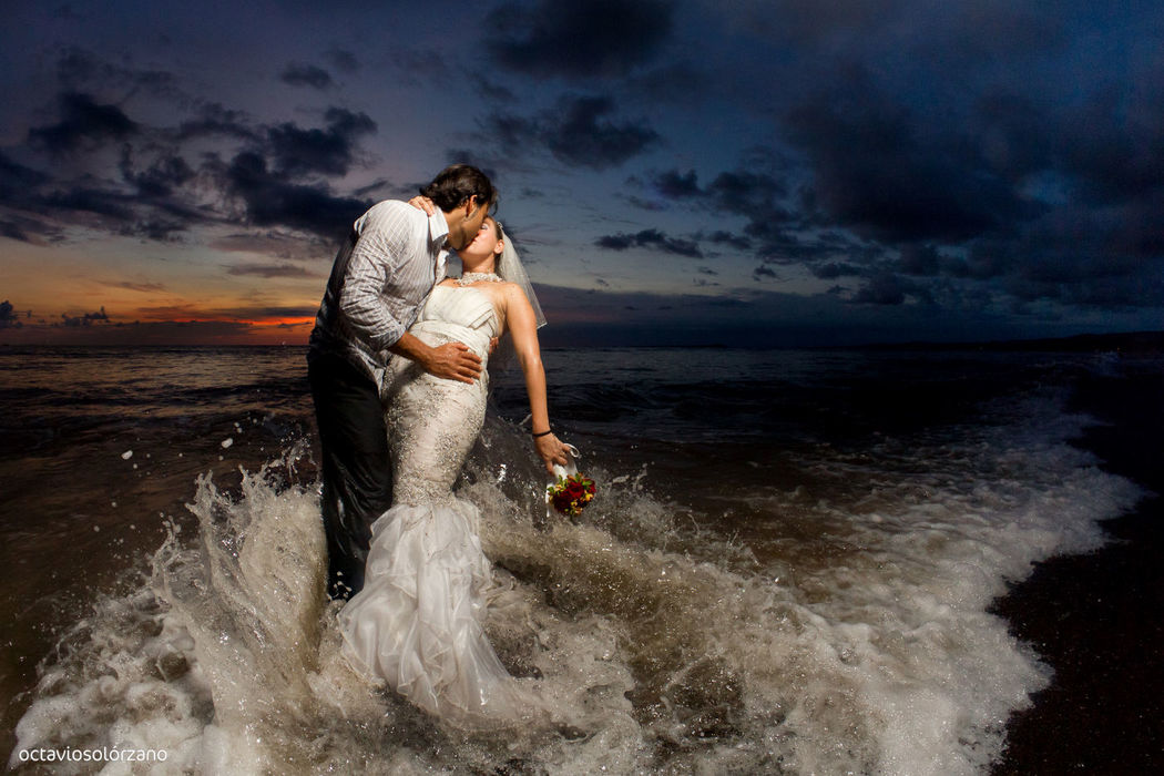 Trash The Dress Paraiso Miramar