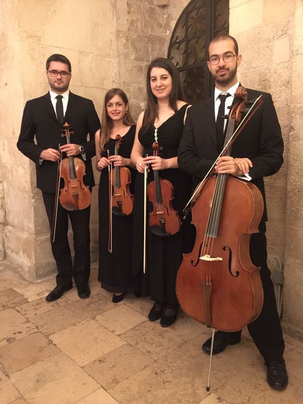 Quartetto Quattro Quarti