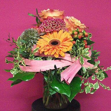 Beispiel: Blumenzauber, Foto: Blumen Ilona Bauer.