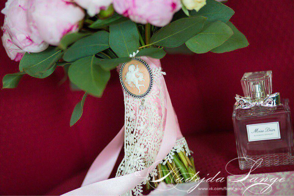 Студия свадебной флористики и декора Надежды Ланге.