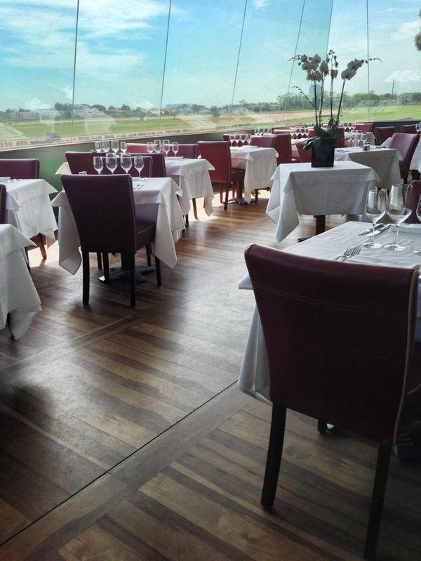 La Table de L'Hippodrome