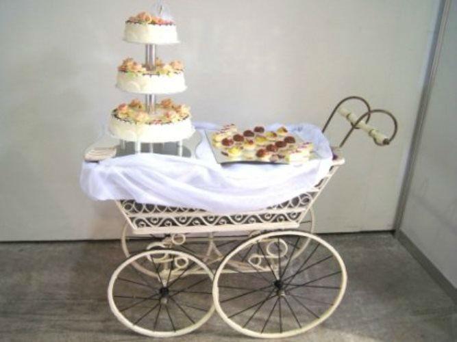 Beispiel: Überraschen Sie Ihre Gäste, Foto: monas-torten-art.ch.