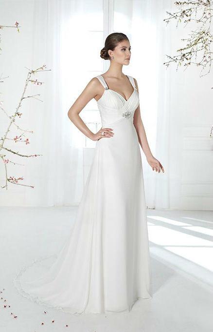 Beispiel: Mode für Bräute von heute, Foto: Hochzeitssalon Jereb.