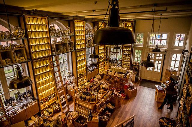 Beispiel: Impressionen vom Teekontor, Foto: Wasserschloss Speicherstadt.