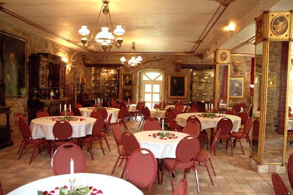 Beispiel: Hochzeitstafel, Foto: Rittergut Haus Laer.