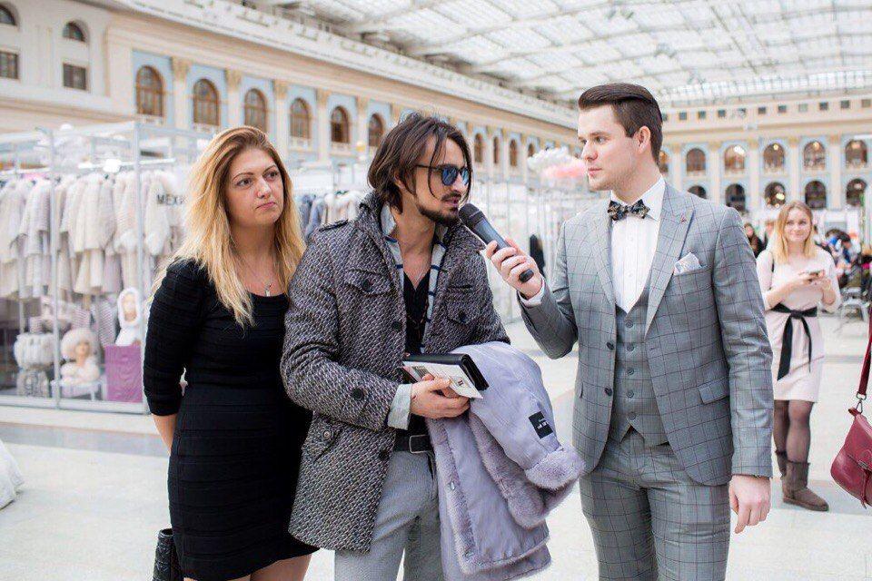 Ведущий Андрей Александров