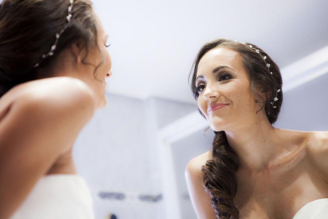 Ana Sanz Make Up