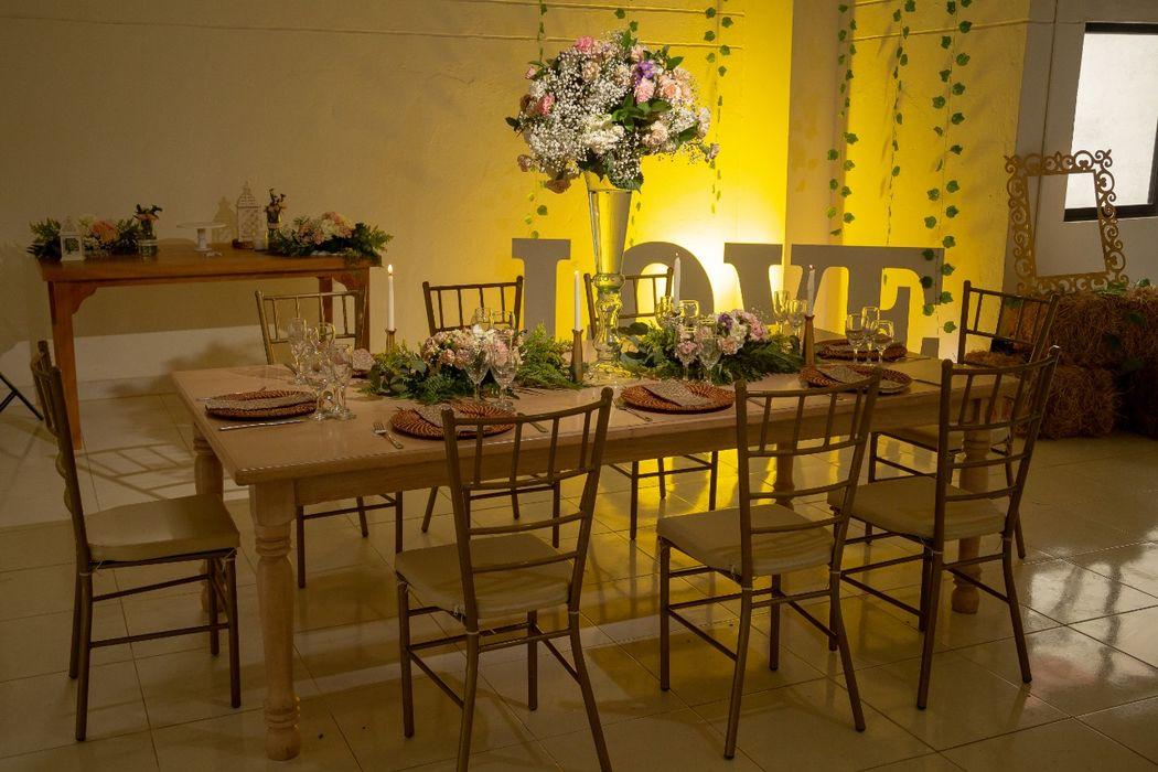 Casa Ángeles Eventos
