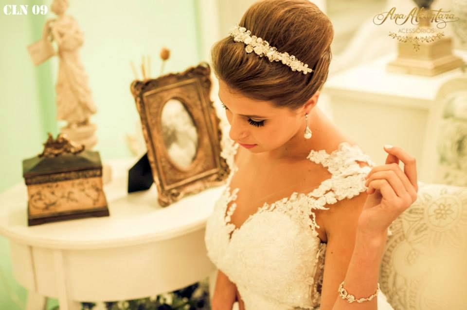 Ana Alcântara Acessórios para Noivas