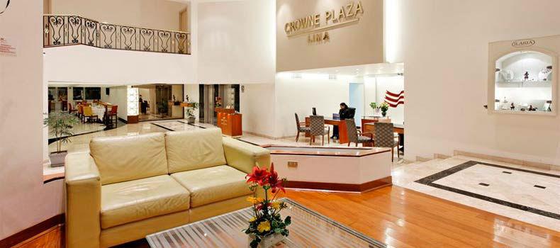 Hotel Crowne Plaza Lima