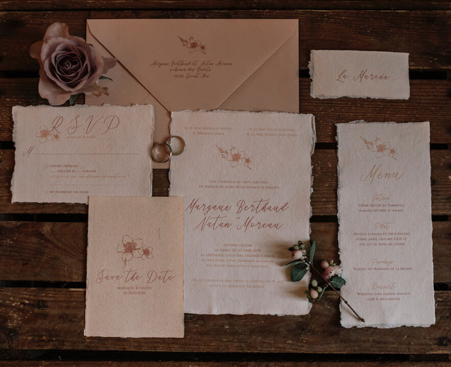 Audrey Richard Wedding planner