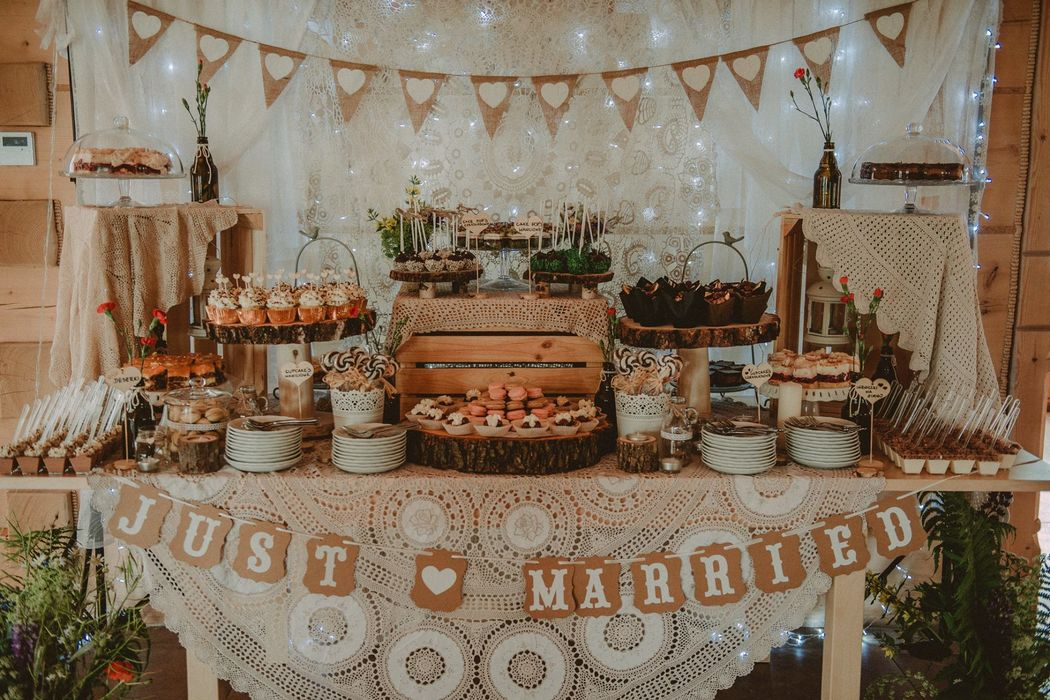 Lollipop Events & Sweet Wedding