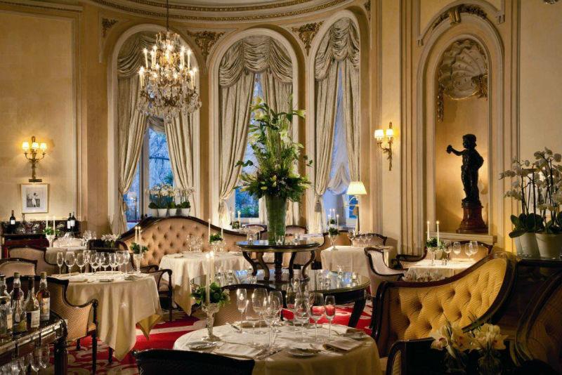 Hotel Ritz Madrid.