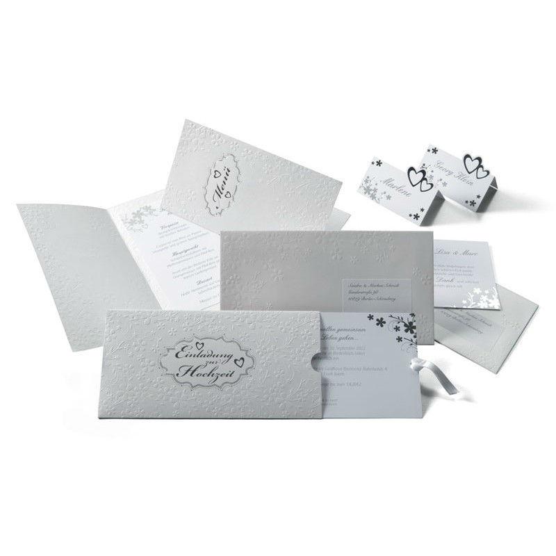 Beispiel: Karten-Set, Foto: Schacht & Westerich Papierhaus.