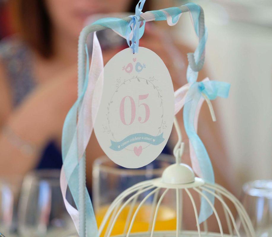 Blau Party Design