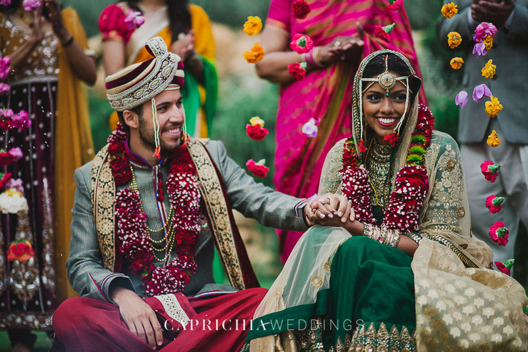 Indian Wedding by Caprichia