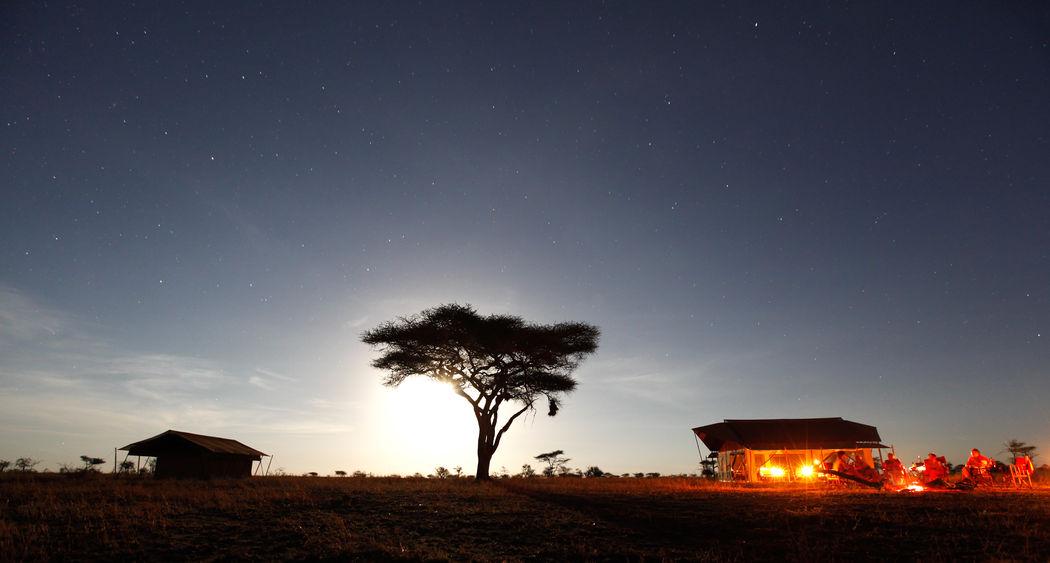 Pumzika Luxury Safari Camp Tanzania