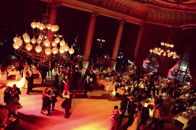 Beispiel: Abendveranstaltung im Ballsaal, Foto: Ball&Brauhaus Watzke.