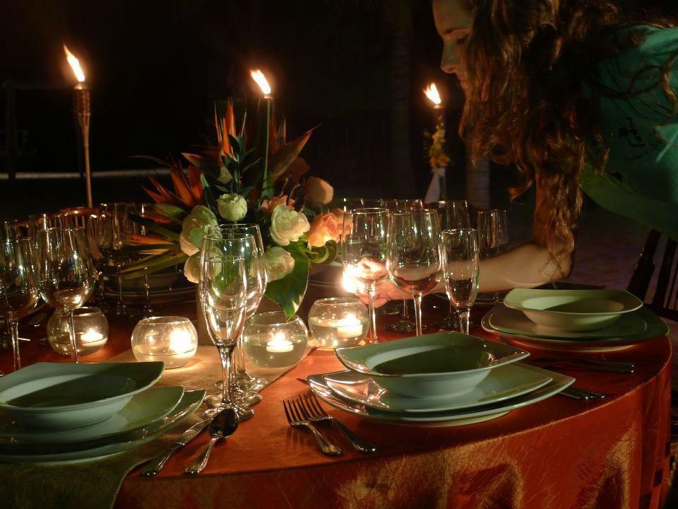 Banquetes y Eventos - Kosher Cancún