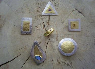 Beispiel: Fünf Elemente, Foto: Die Hofgoldschmiede.