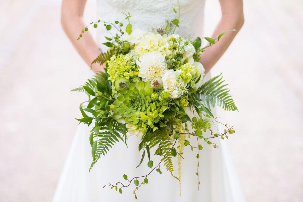 Trend Bouquet im angesagten