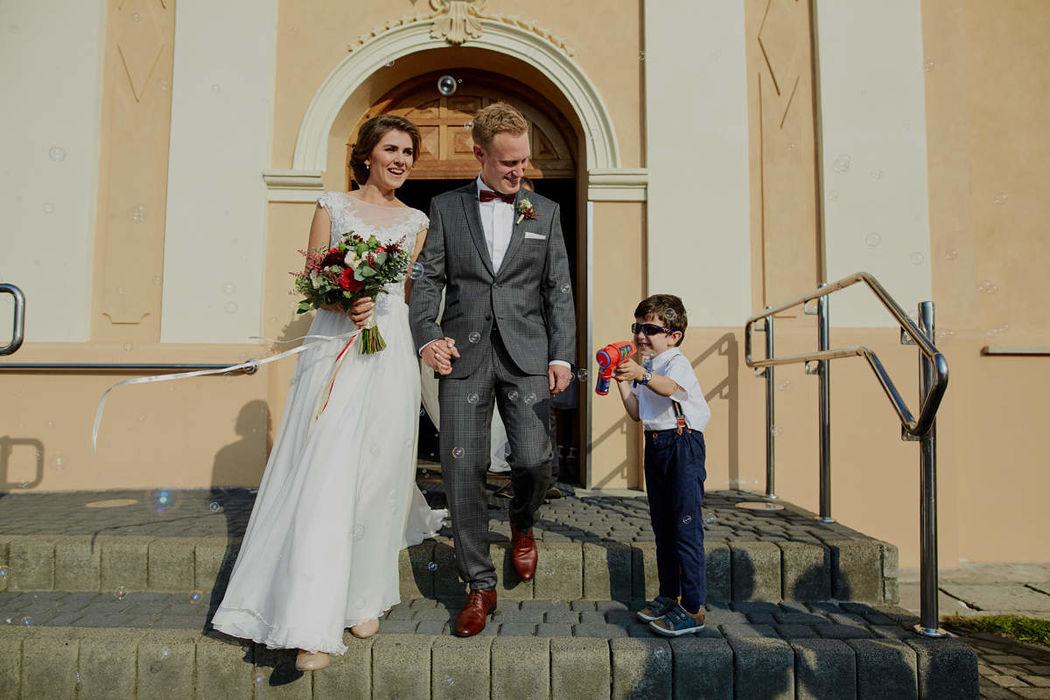 Fotograf ślubny Kamil Kraciuk