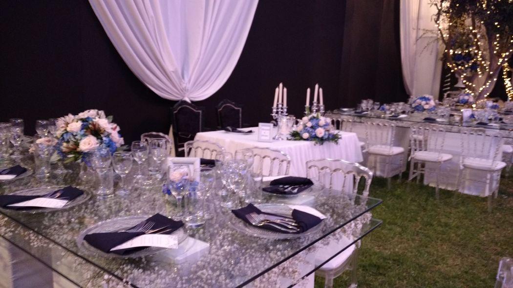 Gina & Pier Catering & Eventos