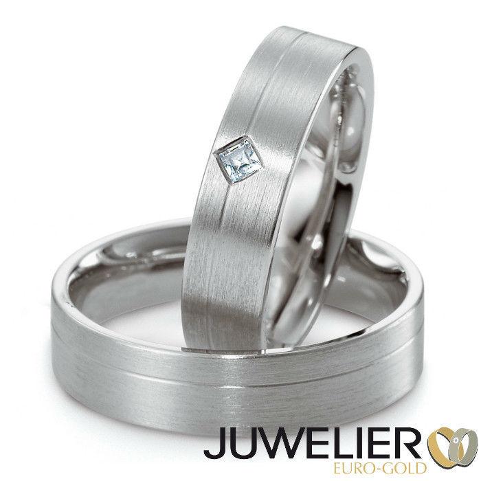 Beispiel: Eheringe, Foto: Juwelier Euro-Gold.