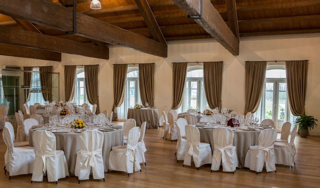 La sala Banchetti