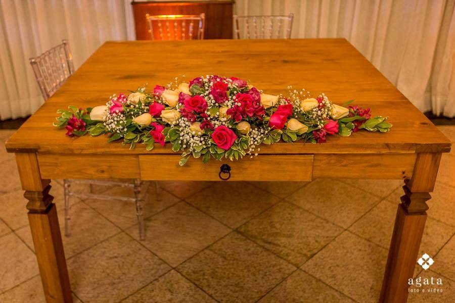 Rosa Cor Ambient